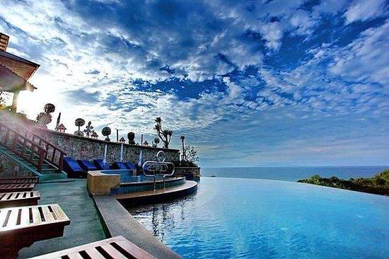 Ko Tao Resort Paradise Zone - Pool Panorama View