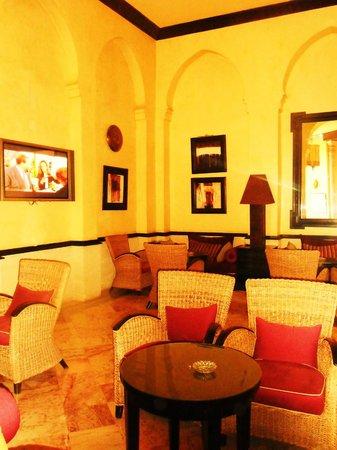 BEST WESTERN Odyssee Park Hotel : зона отдыха