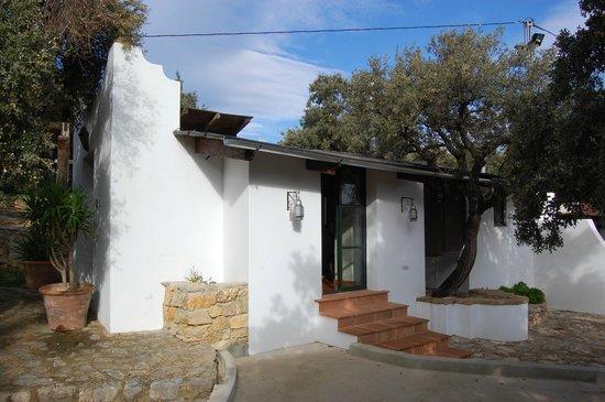 Finca Los Pastores: Exterior of the apartment