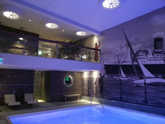 Thurlestone Hotel : oasis of calm -the spa
