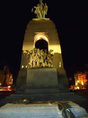 National War Memorial: monumento