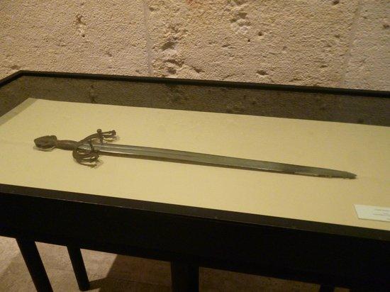 Museo de Burgos : Tizona
