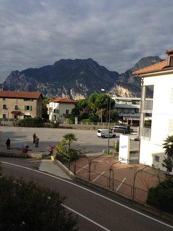 Hotel Santoni Freelosophy: vue de la chambre 207