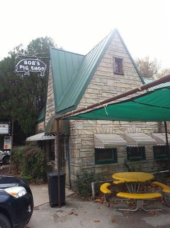 Bob's Pig Shop