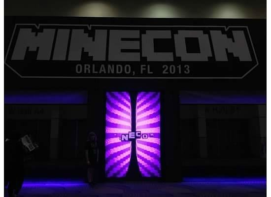Orange County Convention Center: Minecon 2013