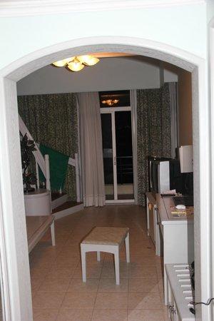 Palm Beach Resort & Spa Sanya: 2хэтажный номер