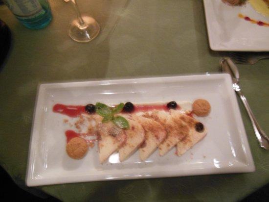 Restaurant Trautmannsdorf: Dessert