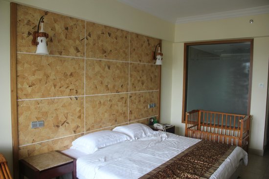 Palm Beach Resort & Spa Sanya : в главном корпусе