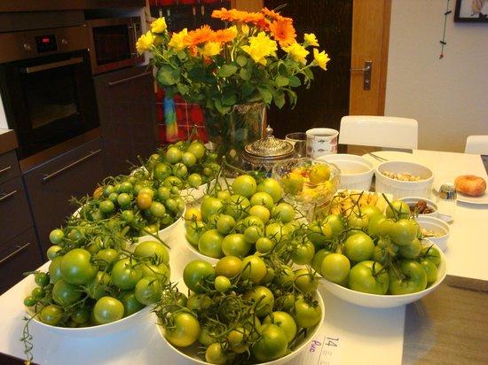 Haus Sonnenschein: урожай