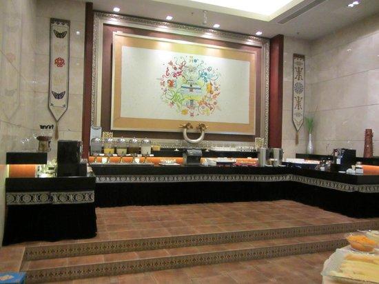 Inner Mongolia Grand Hotel: Frühstück