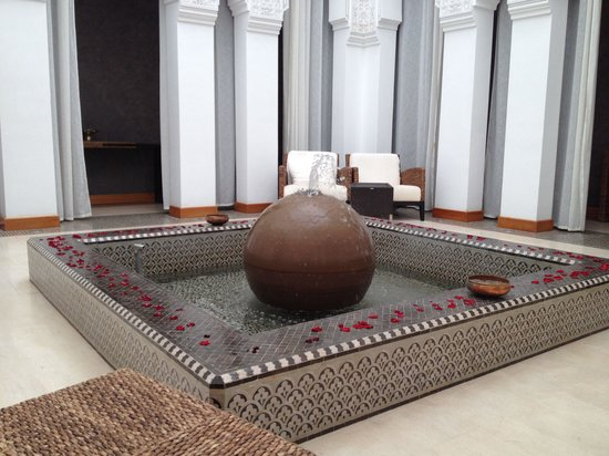 Pullman Marrakech Palmeraie Resort and Spa: Centre de Spa