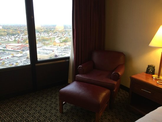 Wyndham Springfield City Centre: Chair I never used
