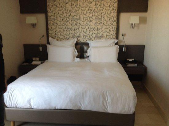 Pullman Marrakech Palmeraie Resort and Spa: Chambre standard