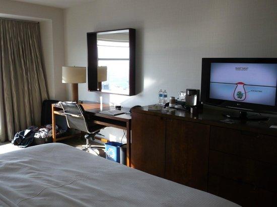 The Westin Boston Waterfront: room
