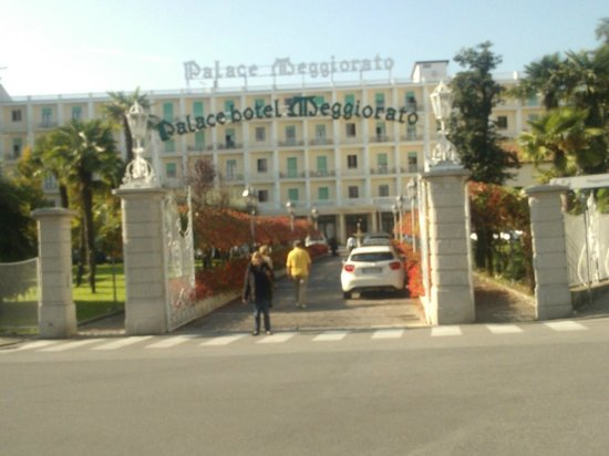 Palace Hotel Meggiorato: Hotel