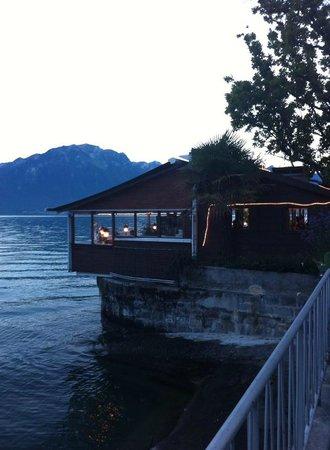 Mai Thai: Restaurante Maï Thaï Montreux