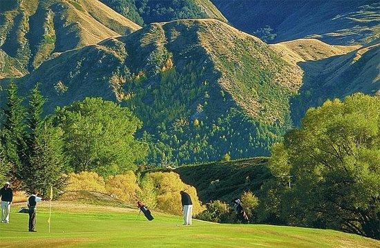 Peak Golf Queenstown - Arrowtown Golf Coures