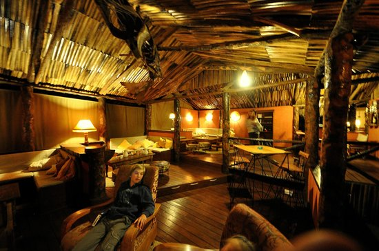 Kisima Ngeda Tented Camp : Restaurant