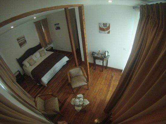 Hotel Casa Lyon: Habitacion Junior Suite