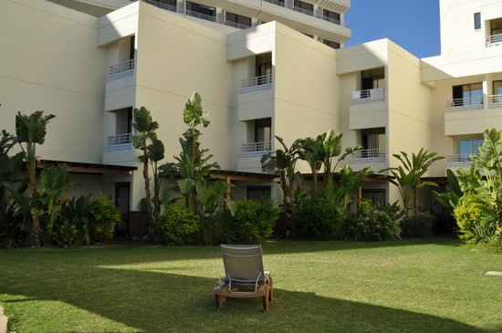 Capo Bay Hotel: Duplex-Suiten von aussen