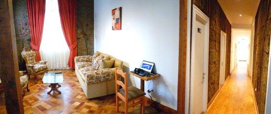 Hotel Casa Lyon: Lobby