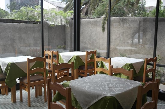 Hotel Casa Lyon: Comedor