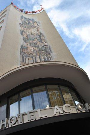 AC Hotel Carlton Madrid : frente