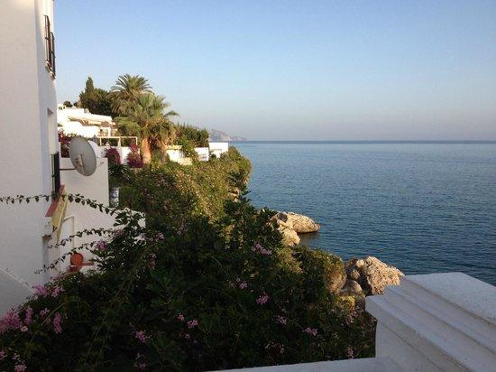 Hostal Casa Mercedes: Coastal view