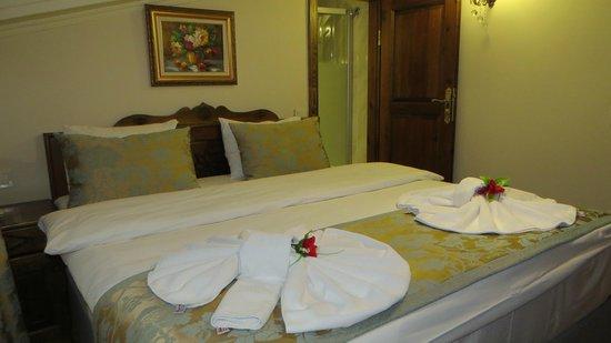Oba Hotel: camera 1°