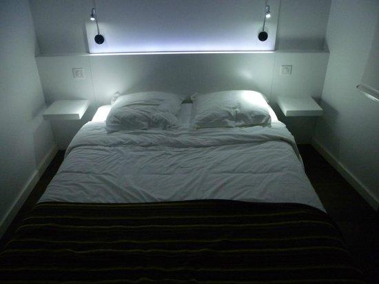 Best Western Hotel De L'Europe: Le lit