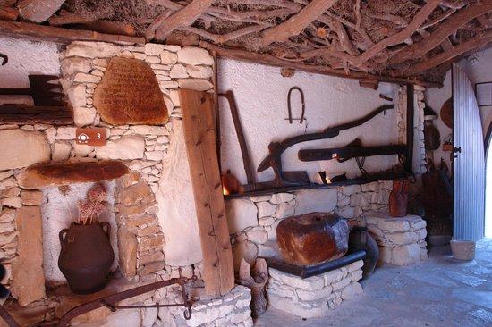 Musée de plein air de Lychnostatis : crete