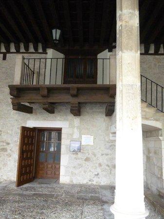 Monasterio de las Huelgas: Hospedería