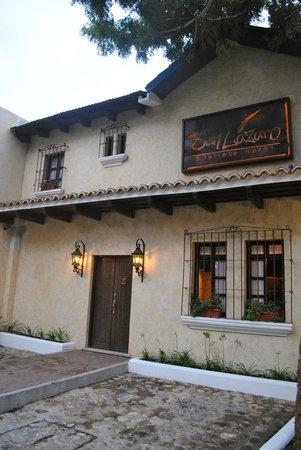 Hotel Casa San Lazaro