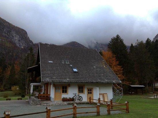 Alpik Apartments at Lake Bohinj: House exterior