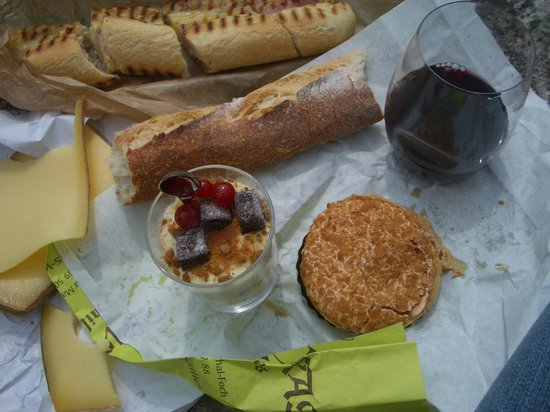 Bike About Tours: Lunch
