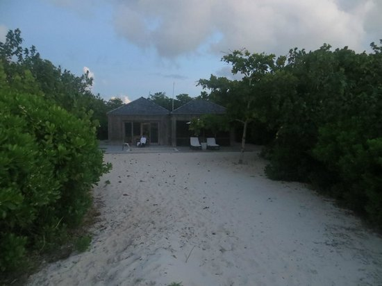 COMO Parrot Cay, Turks and Caicos: Our villa