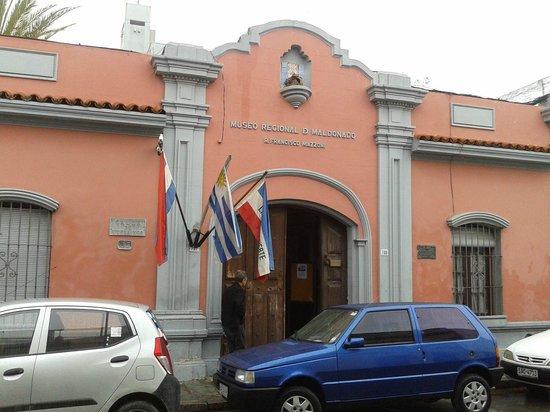 Museo Regional Francisco Mazzoni