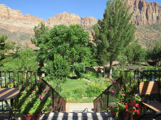 Cliffrose Lodge & Gardens: Gardens