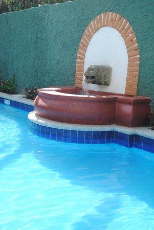 Hotel Casa San Lázaro: Piscina