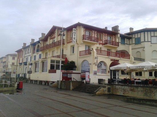 Hotel de La Plage: Hôtel