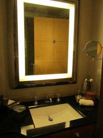 Sofitel Buenos Aires Arroyo : il bagno