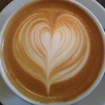 Chandos Deli: Fantastic Coffee