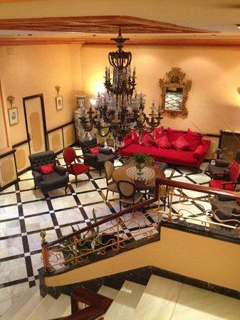 Hotel Sevilla : hall