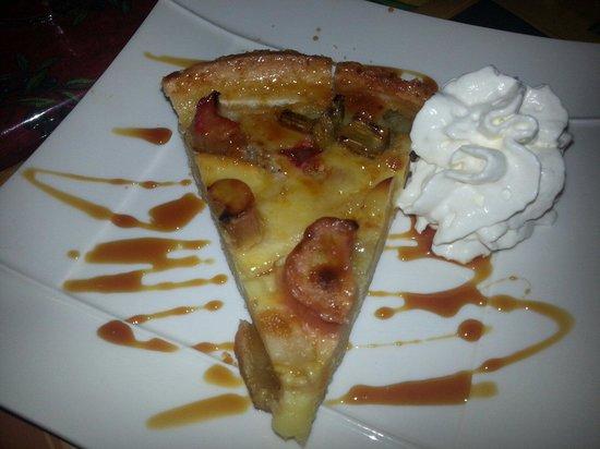 La Cotte de Mailles: Mmmm q tarta!!