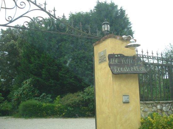 Hotel Rural Alfoz de Rondiella: Entrada