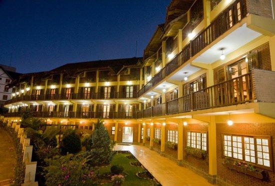 Hotel Garnier : Fachada