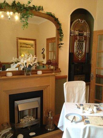 Brookdales: Breakfast room
