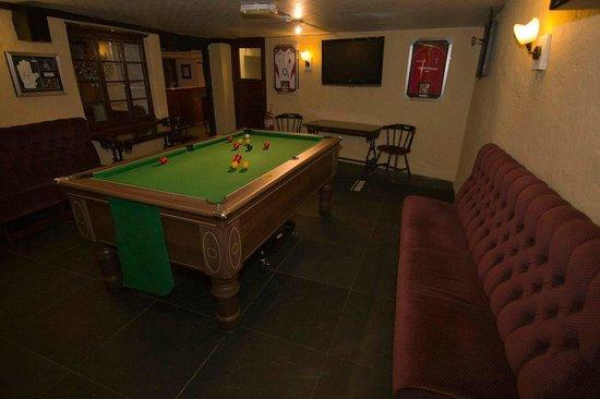The Bell Inn: Games Room
