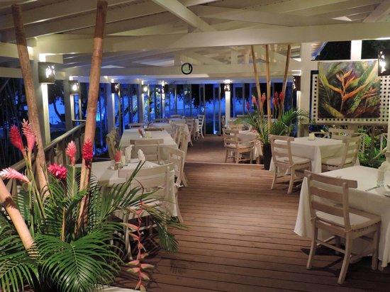 The Beach House Restaurant : Interior Dining