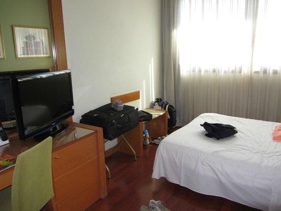 Tryp Malaga Alameda Hotel: Room